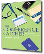 The Conference Catcher by Stephanie Chandler